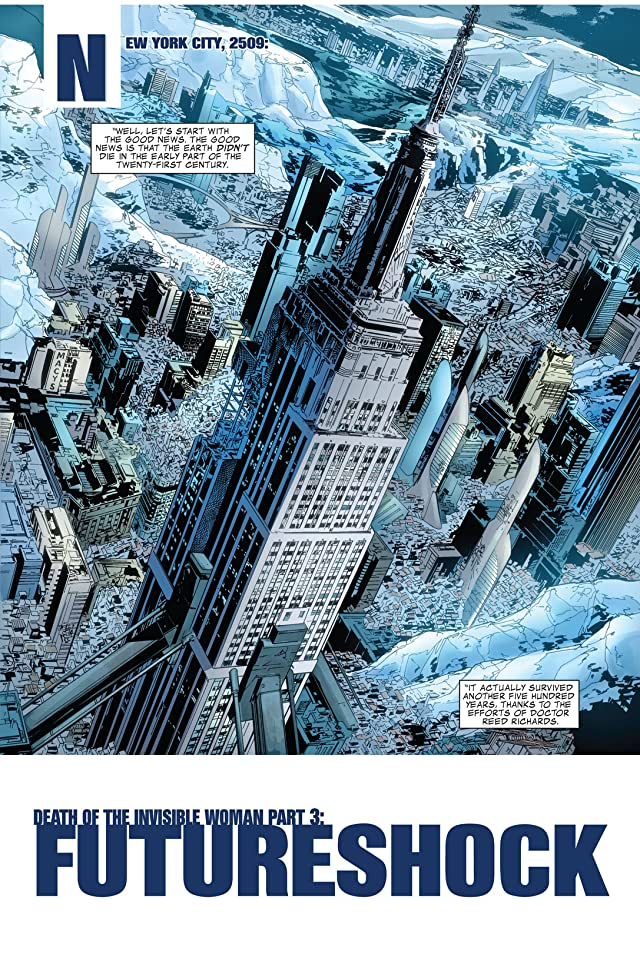 click for super-sized previews of Fantastic Four (1998-2012) #560