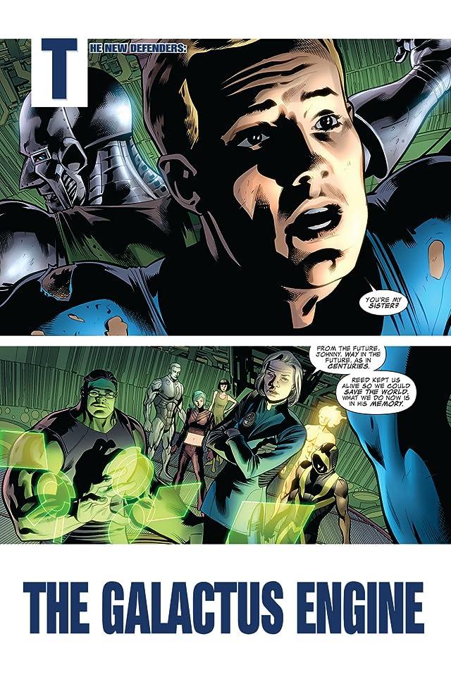 Fantastic Four (1998-2012) #561