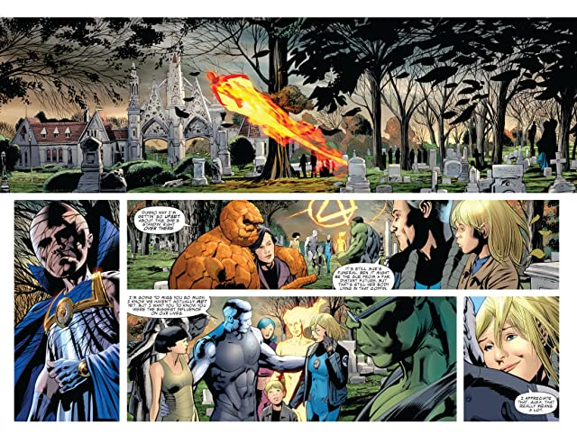 click for super-sized previews of Fantastic Four (1998-2012) #562
