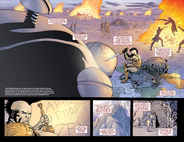 Ares (2006) #1 (of 5)