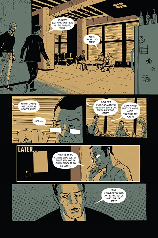 click for super-sized previews of All Crime Comics #1