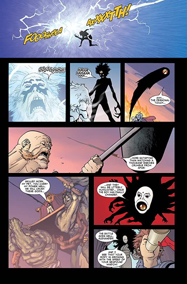 click for super-sized previews of Ares (2006) #4
