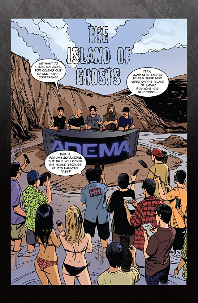 click for super-sized previews of Koni Waves #6: The Perfect Wave