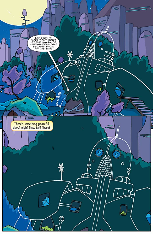click for super-sized previews of Bravest Warriors #12