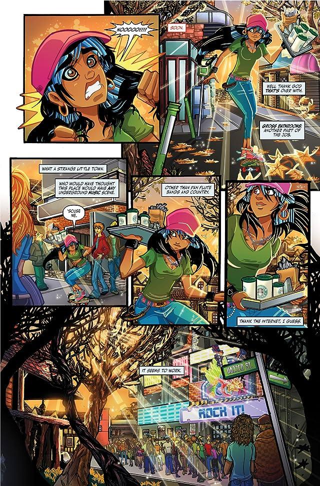 Yumiko: Curse of the Merch Girl #1 (of 5)