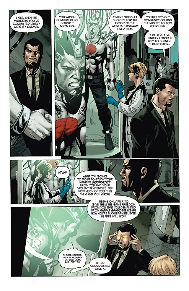 click for super-sized previews of Bloodshot and H.A.R.D. Corps (2013- ) #14: Digital Exclusives Edition