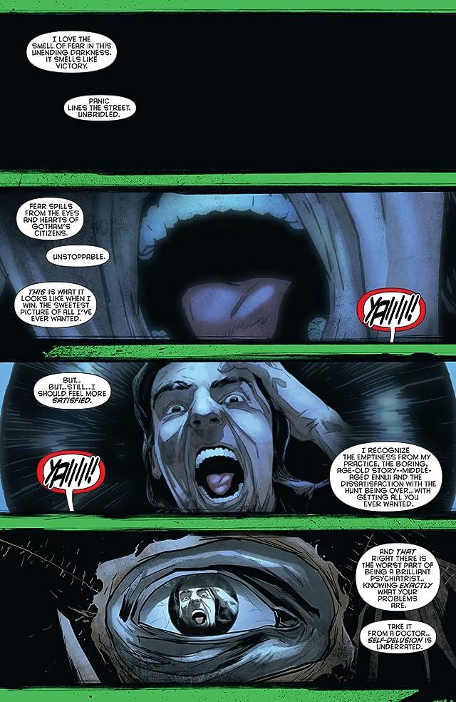 Detective Comics (2011-) #23.3: Featuring Scarecrow