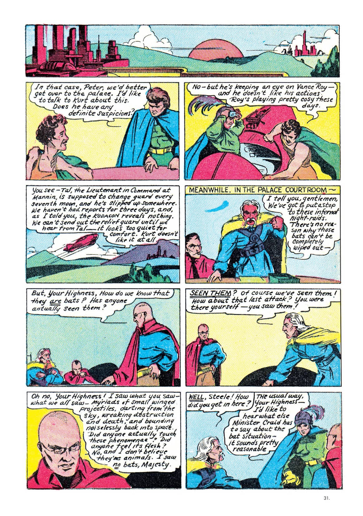 Amazing Mysteries: Bill Everett Archives Vol. 1