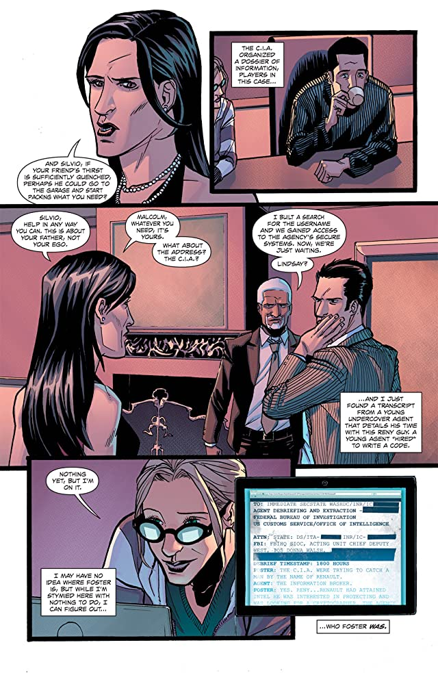 click for super-sized previews of Codebreakers #3
