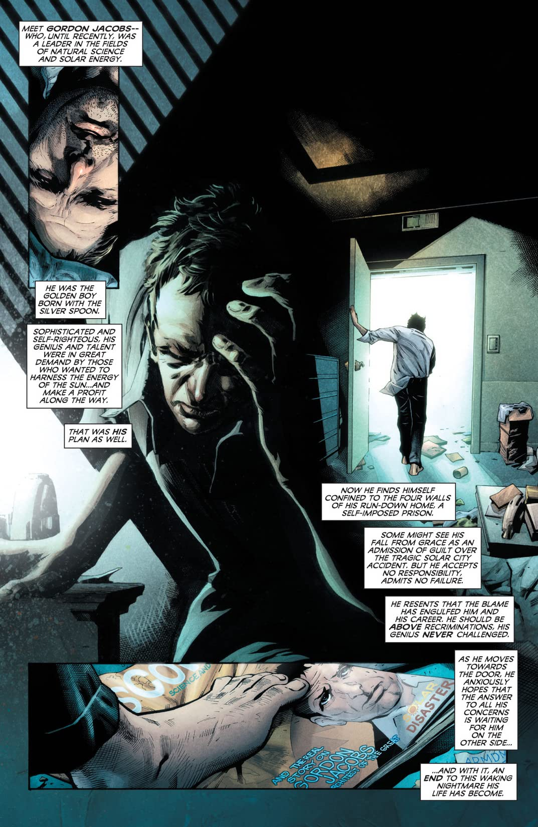 Justice League Dark (2011-2015) #23.2: Featuring Eclipso