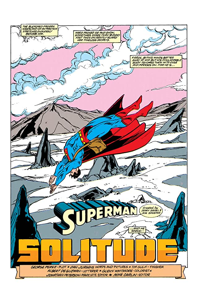 click for super-sized previews of Adventures of Superman (1986-2006) #459