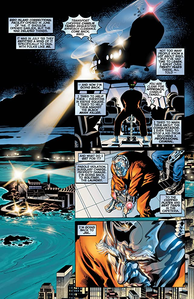 click for super-sized previews of Astro City (1996-2000) #19