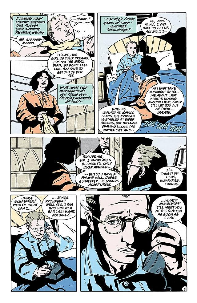Sandman Mystery Theatre (1993-1999) #46