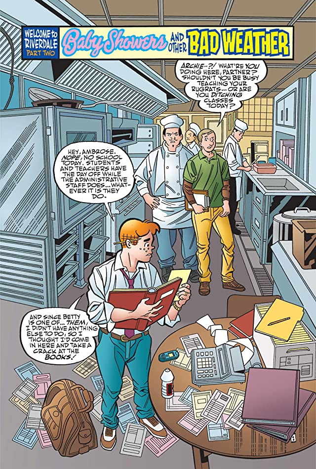 Archie Marries Betty #32