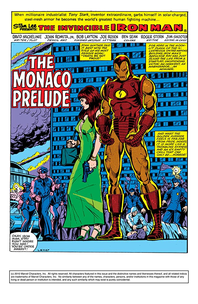 click for super-sized previews of Iron Man (1968-1996) #125