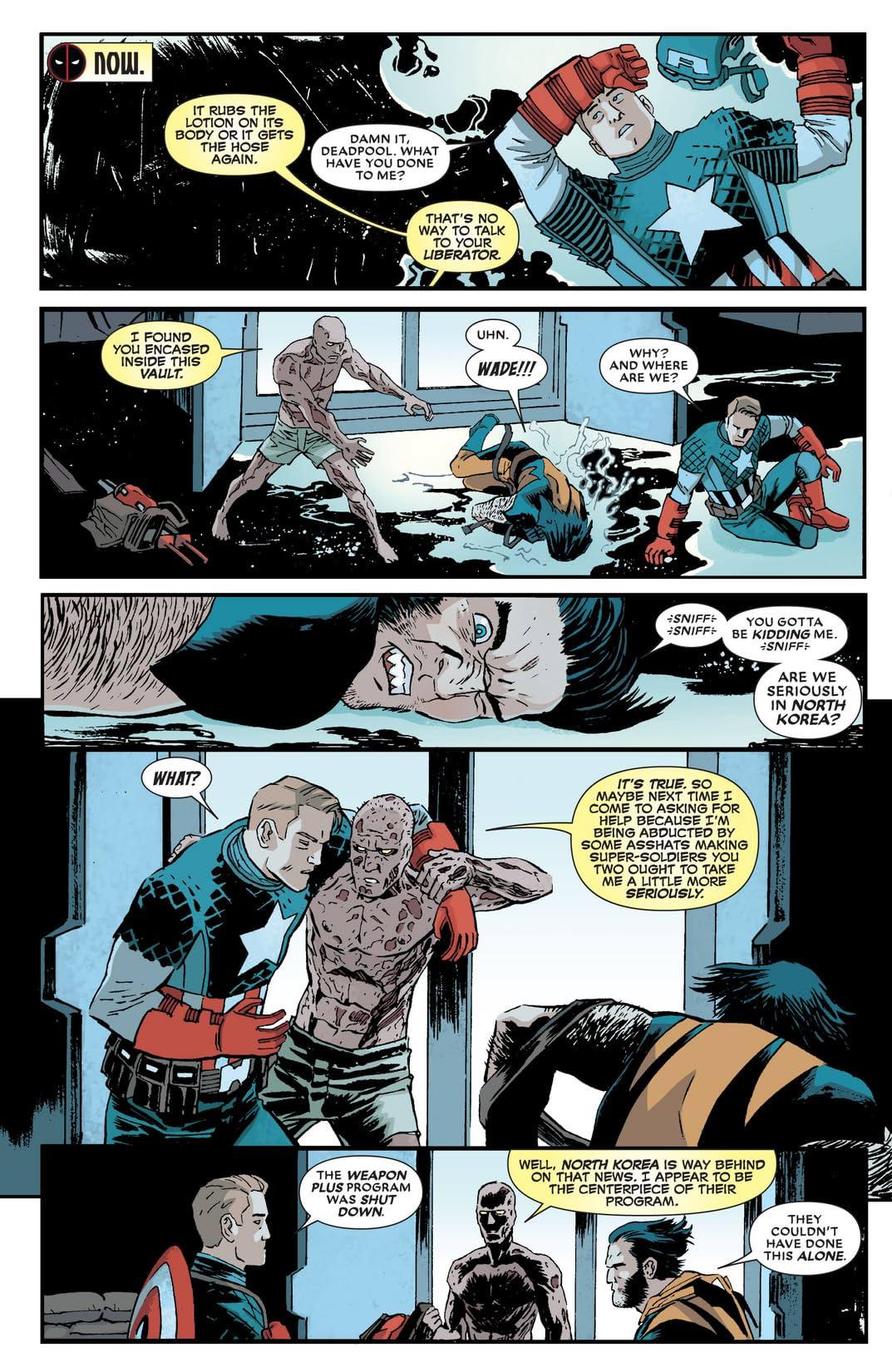 Deadpool (2012-2015) #17