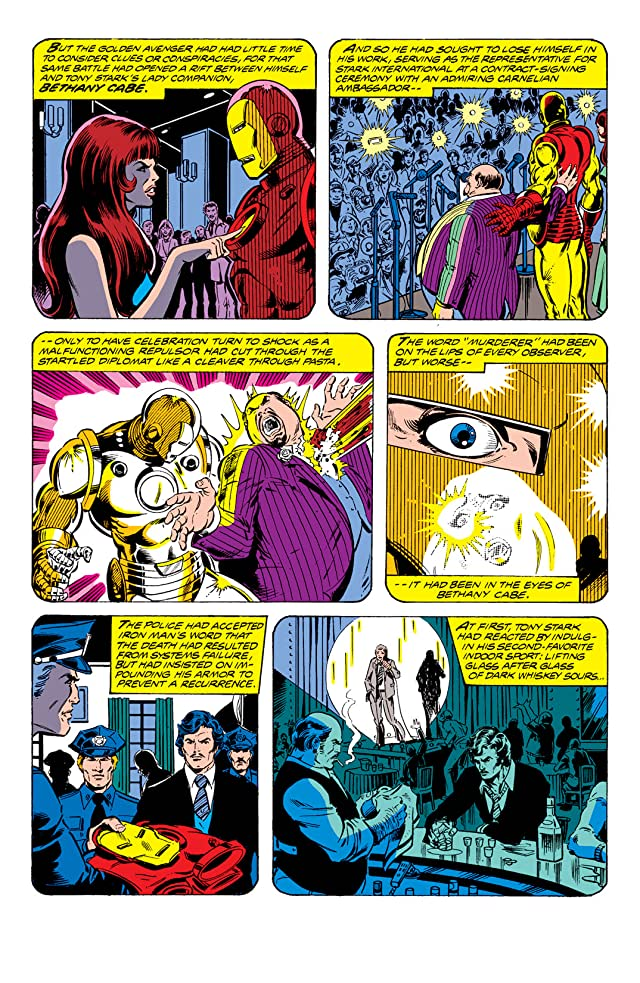click for super-sized previews of Iron Man (1968-1996) #126