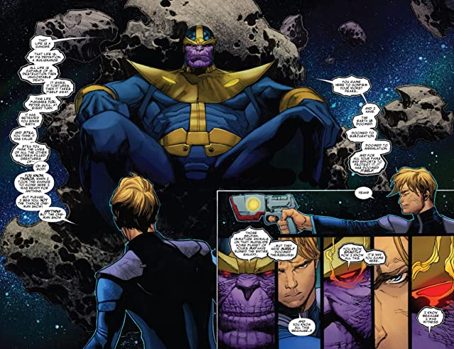 click for super-sized previews of Guardians of the Galaxy (2013-) #6