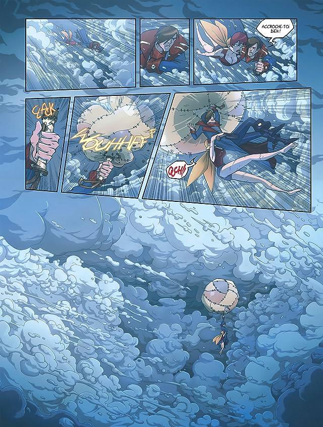 click for super-sized previews of Azur Vol. 2: L'Oiseau sacré
