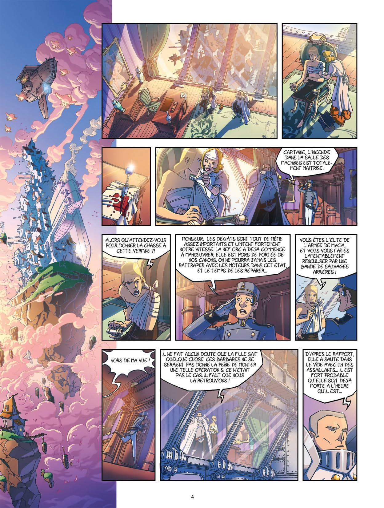 Azur Vol. 2: L'Oiseau sacré