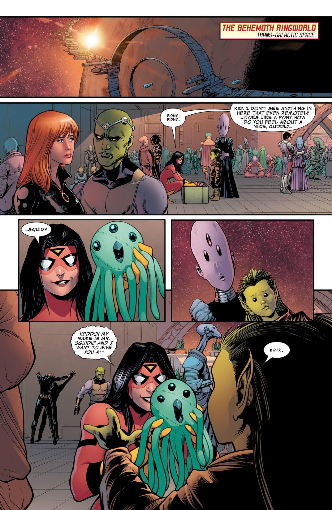 Avengers Assemble #19