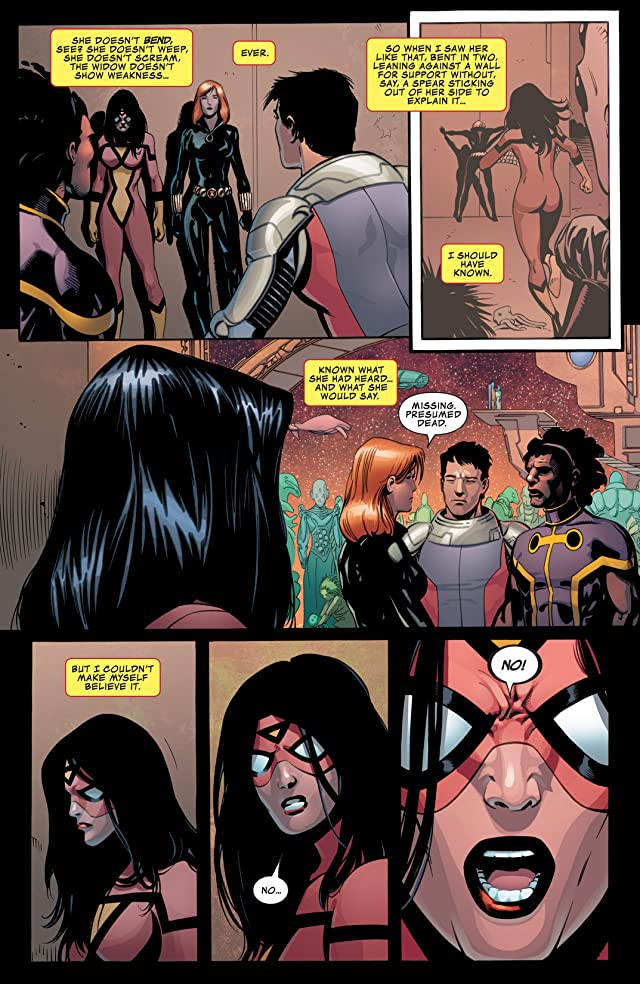 click for super-sized previews of Avengers Assemble #19