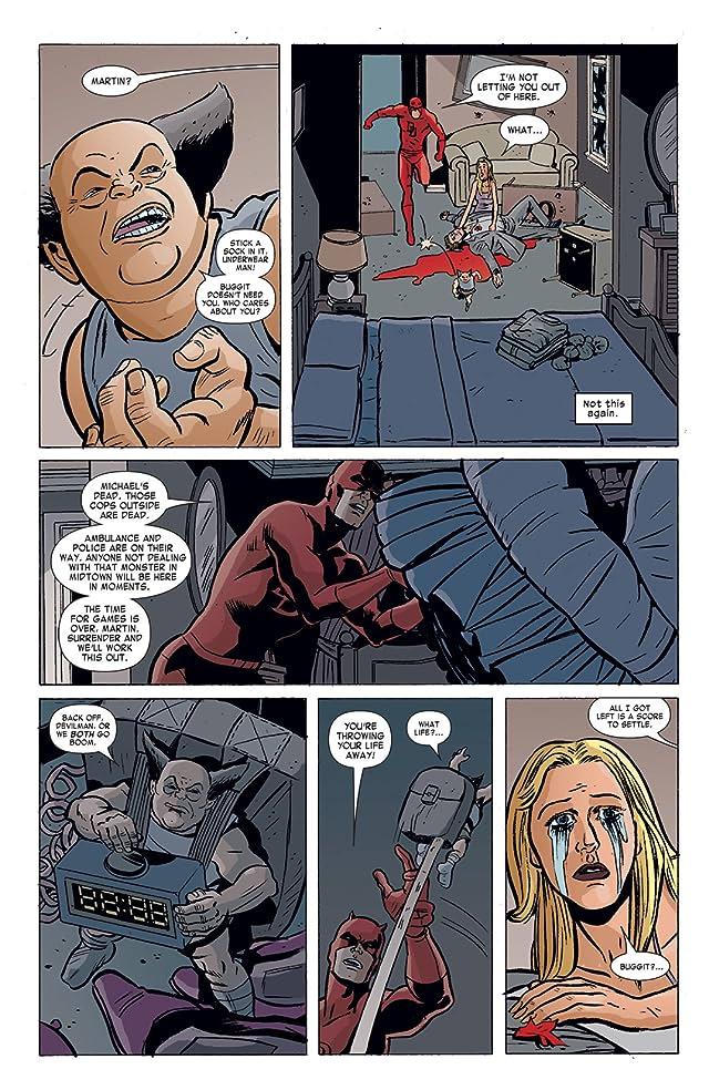 Daredevil: Dark Nights #5 (of 8)