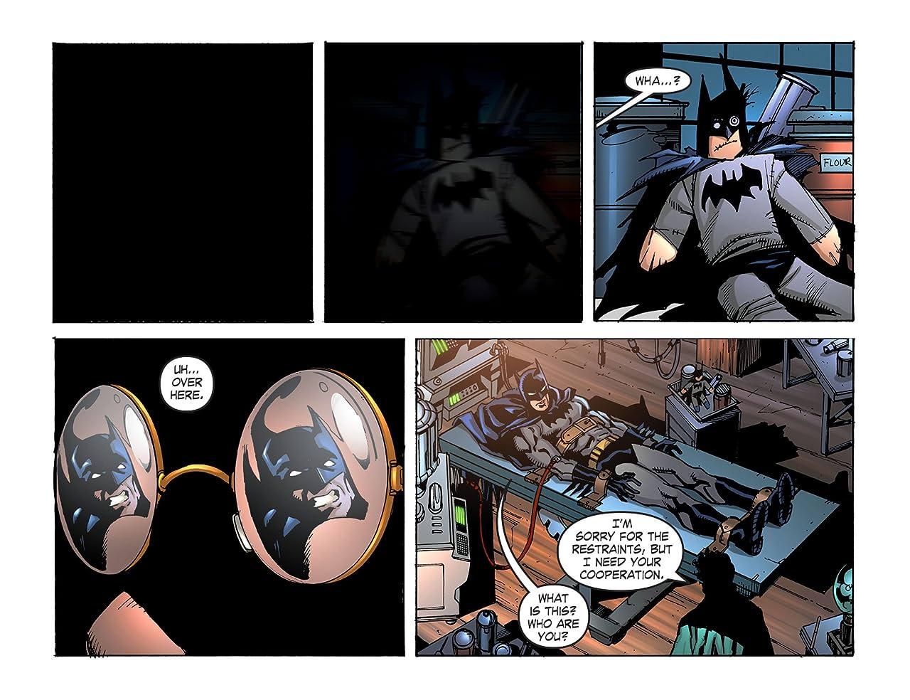 Legends of the Dark Knight (2012-) #68