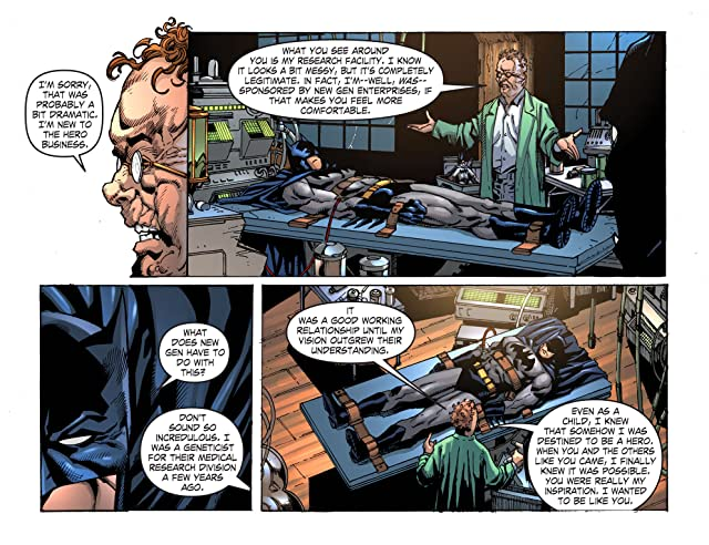 click for super-sized previews of Legends of the Dark Knight (2012-) #68