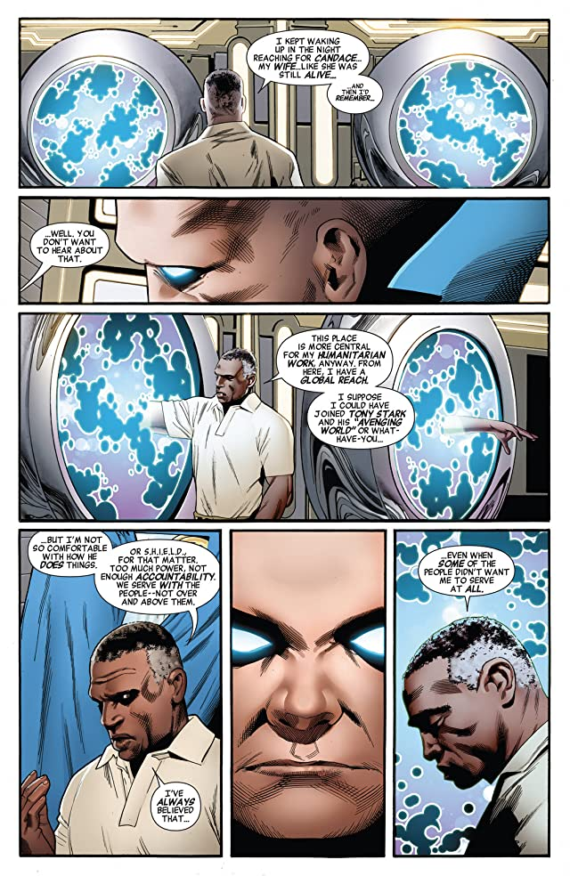 click for super-sized previews of Mighty Avengers (2013-) #2