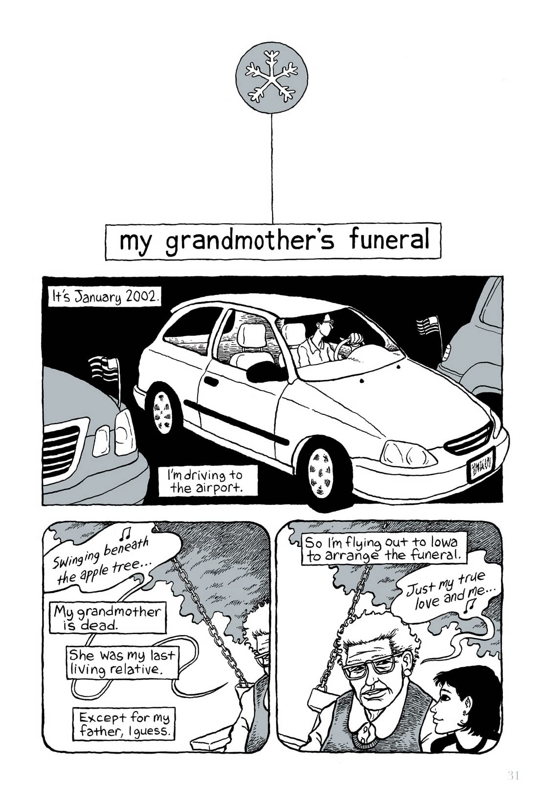 Holiday Funeral