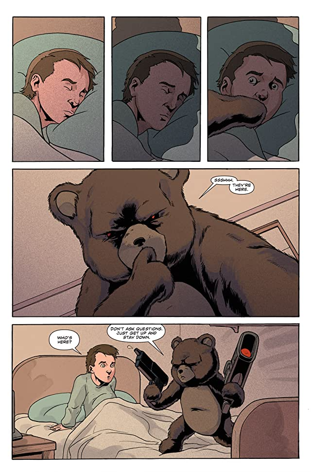 click for super-sized previews of Mr. Stuffins #2 (of 3)