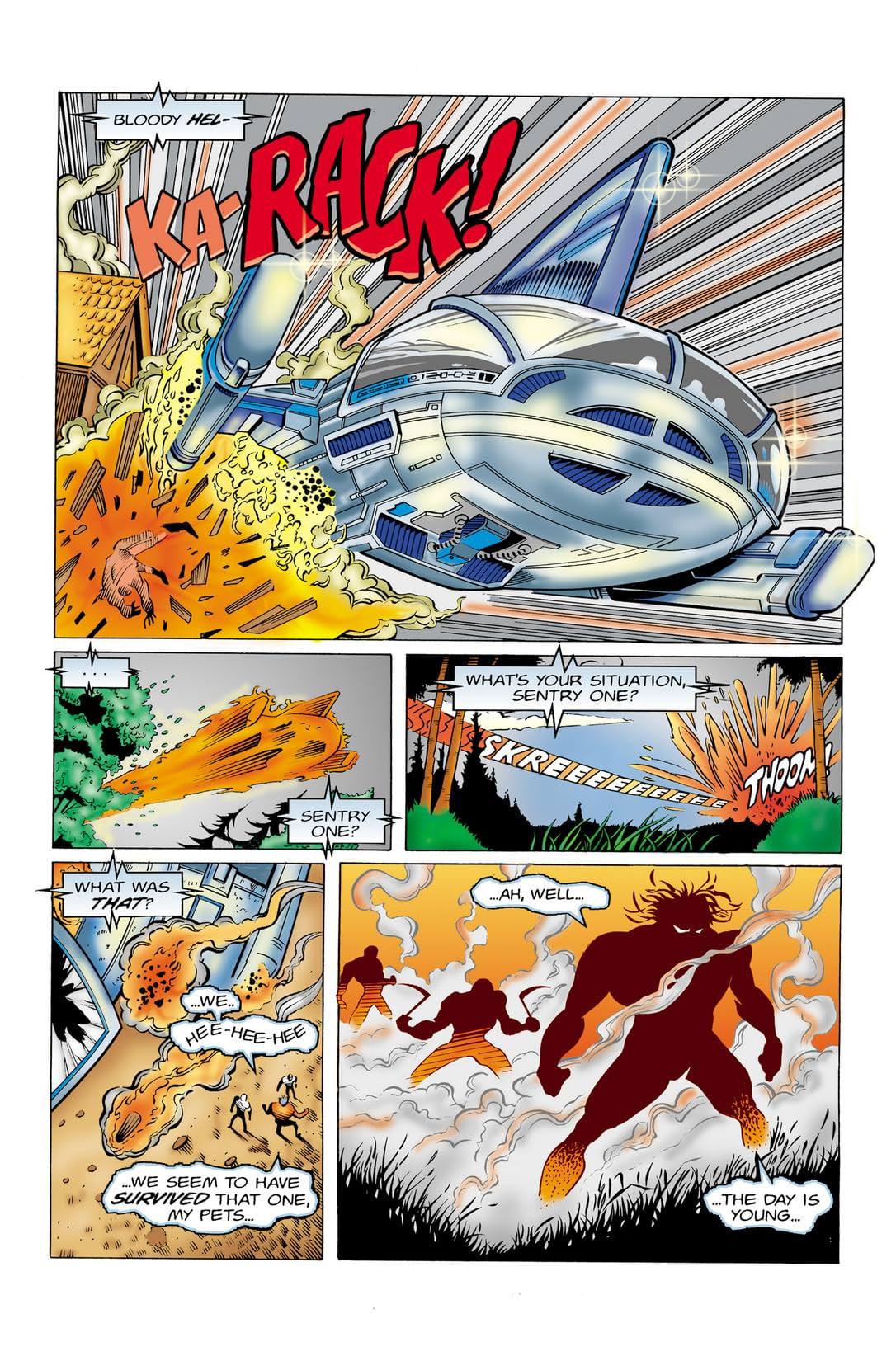 StormQuest #1