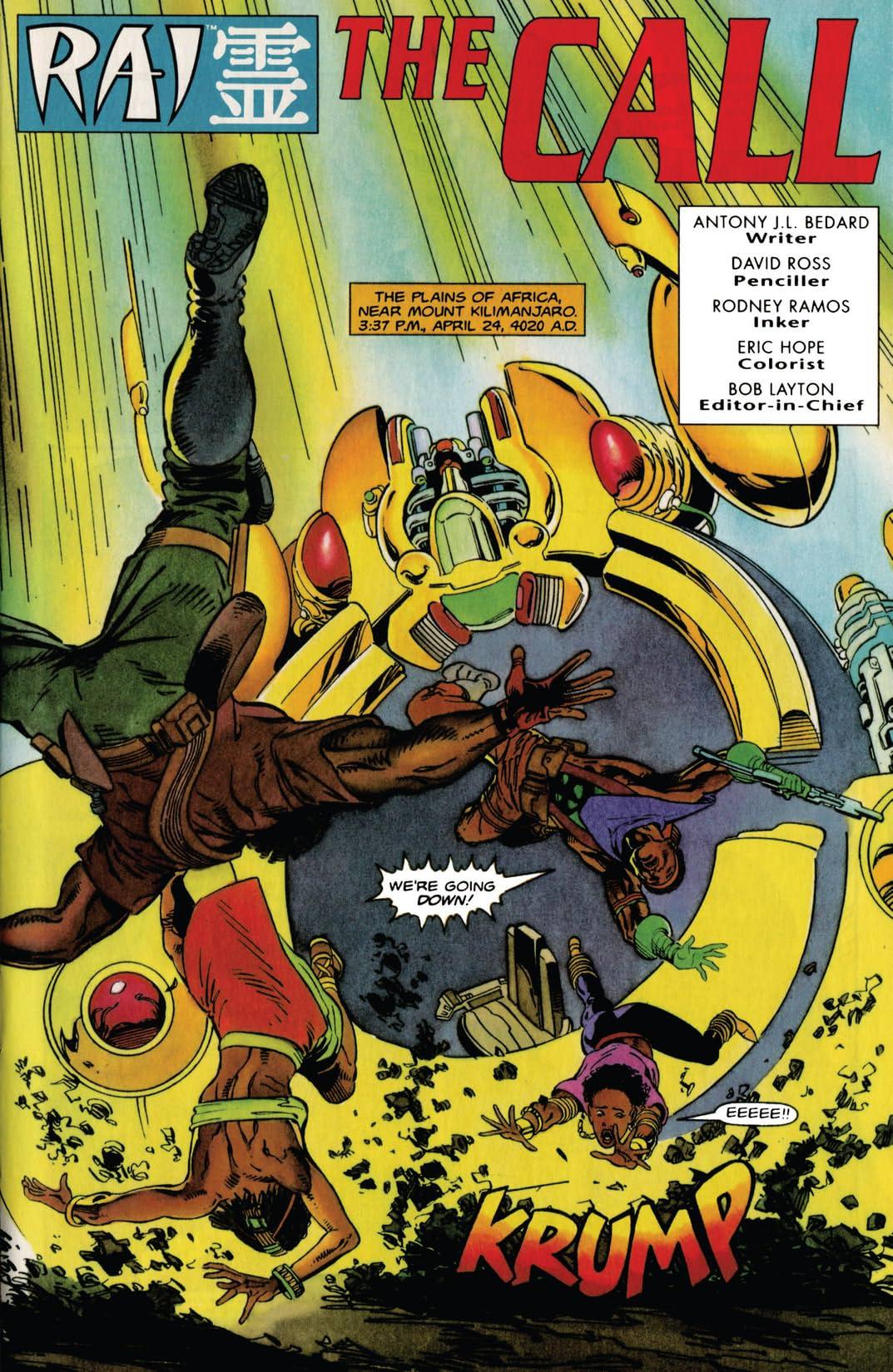 Rai (1992-1995) #25