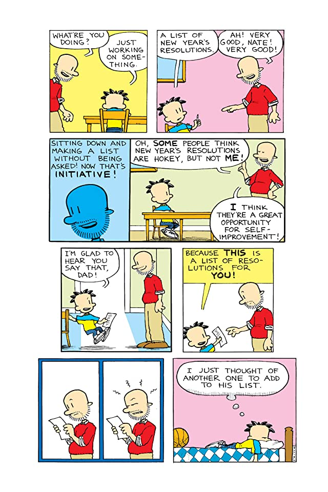 click for super-sized previews of Big Nate: I Can't Take It!