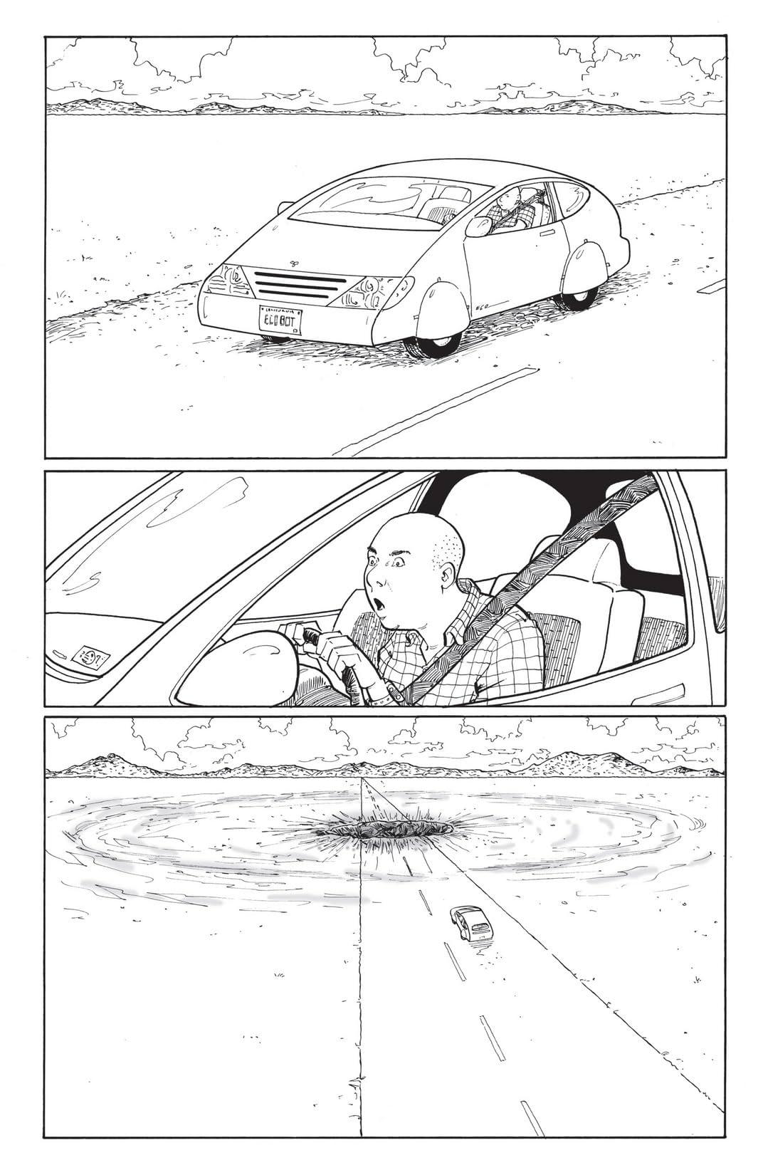 Echo Vol. 3: Course poursuite