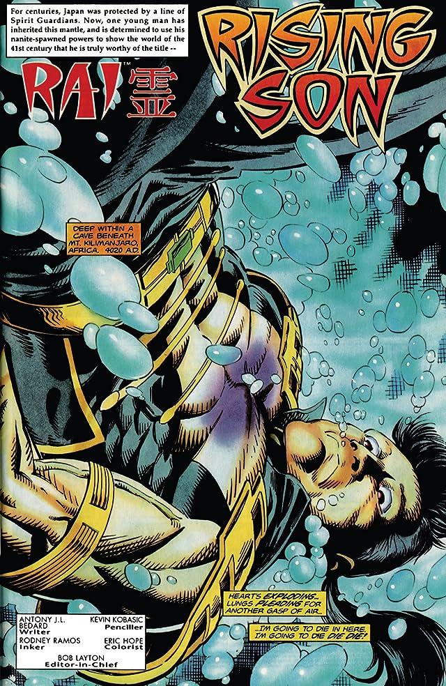 Rai (1992-1995) #27
