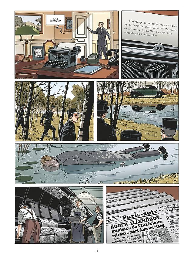 click for super-sized previews of Les Mystères de la Troisième République Vol. 2: Le tueur dévot