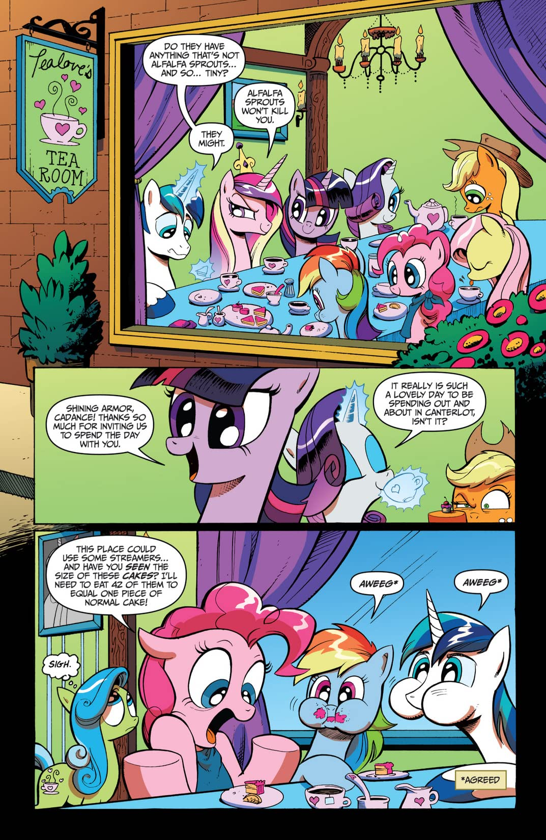 My Little Pony: Friendship Is Magic #11