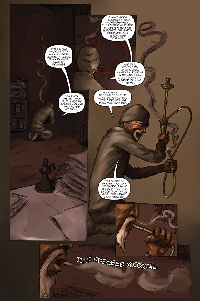 click for super-sized previews of Fall of Cthulhu Vol. 1: The Fugue #0