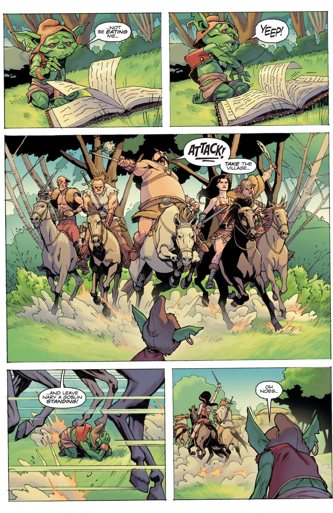 Pathfinder: Goblins! #3 (of 5)