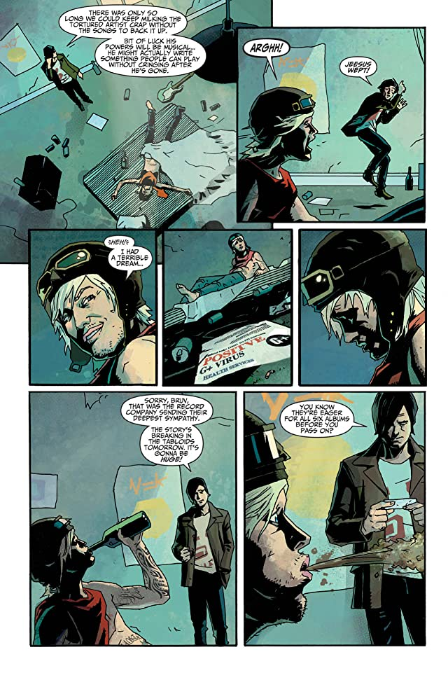 click for super-sized previews of Death Sentence #1