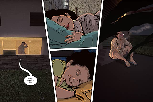 click for super-sized previews of Red Light Properties #4: After Hours
