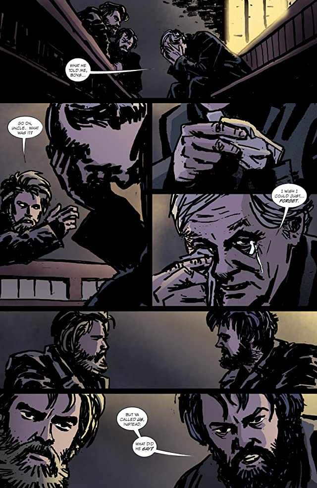 click for super-sized previews of Boondock Saints: In Nomine Patris #4