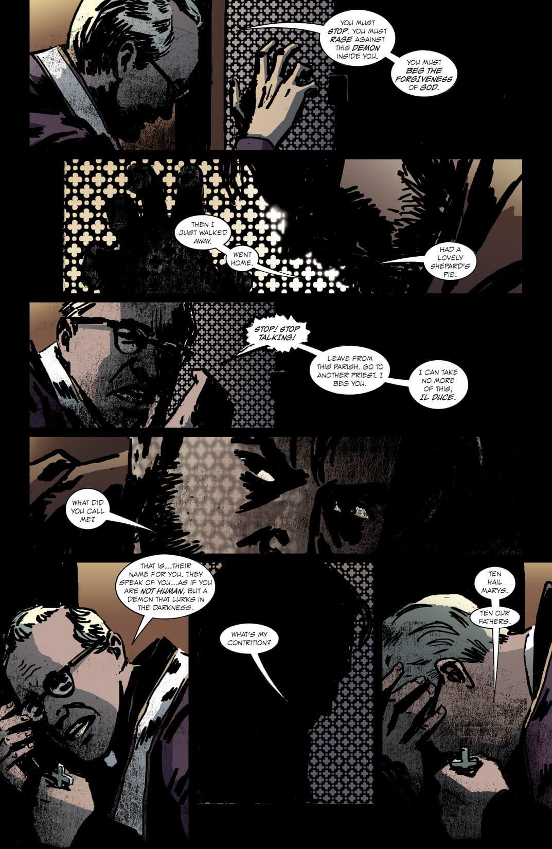 Boondock Saints: In Nomine Patris #6 (of 6)
