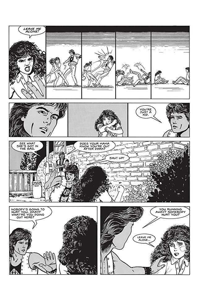 click for super-sized previews of A Distant Soil #2