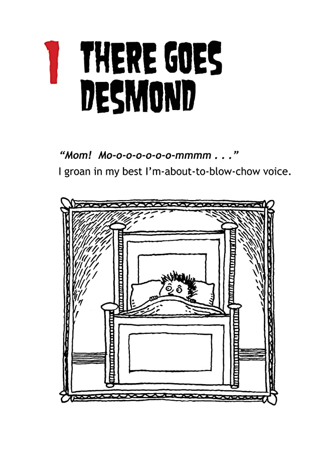 click for super-sized previews of Desmond Pucket Makes Monster Magic