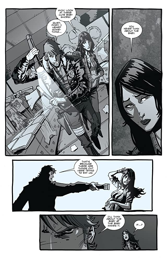 click for super-sized previews of Fanboys vs. Zombies #18