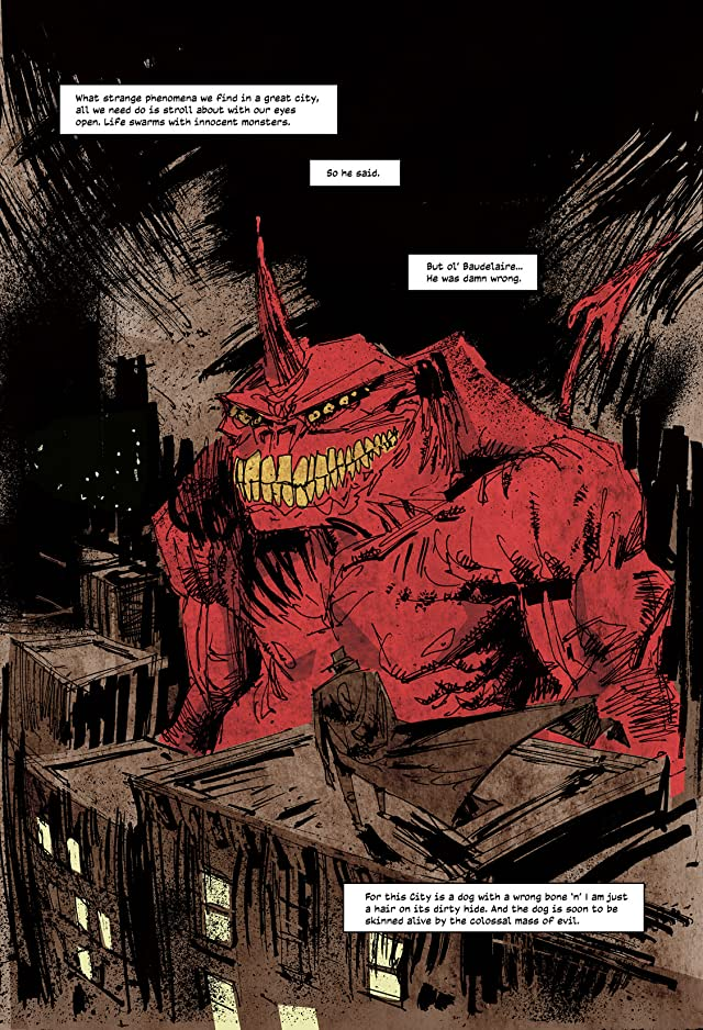 click for super-sized previews of Misery City #7