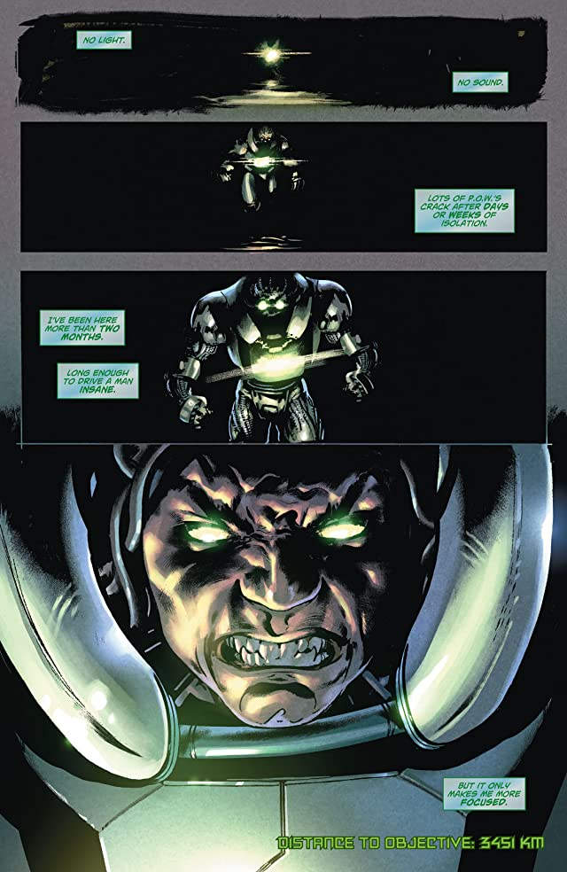 click for super-sized previews of Action Comics (2011-) #23.4: Featuring Metallo